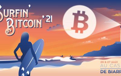 Surfin' Bitcoin 2021