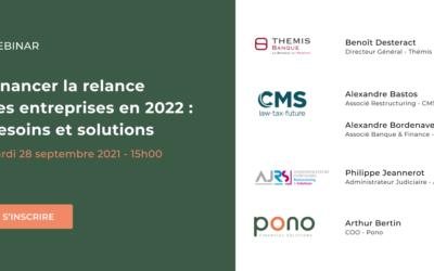 Financer la relance des entreprises en 2022 : besoins et solutions