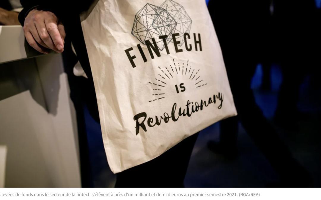 Fintech : record de levées de fonds pour le secteur au premier semestre