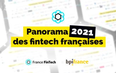 Appel à contributions : Panorama des fintech française 2021